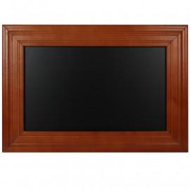 Krijtbord Wand Bruin 30x40